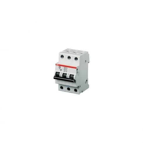 ABB 40A MCB 10kA Triple Pole Type B