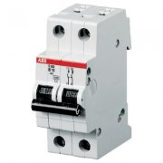 6A MCB 10kA Double Pole Type C