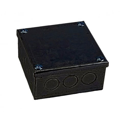"Adaptable Box 12"" x 12"" x 4"" With Knock-Outs"