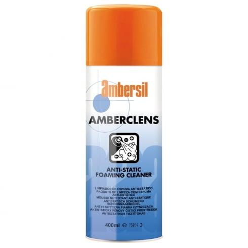 Ambersil Amberclens Anti-Static Foaming Cleaner