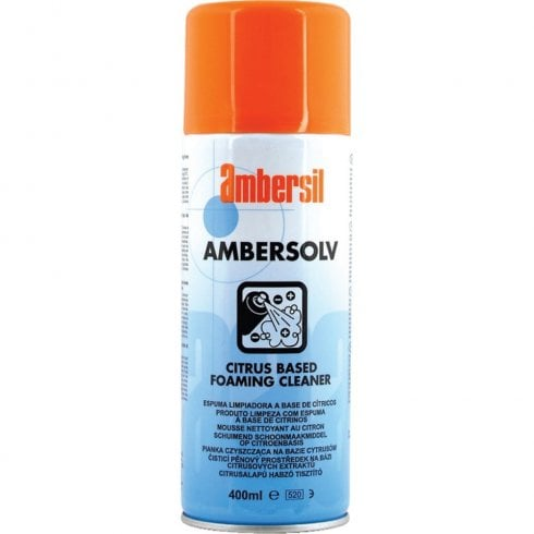 Ambersil Ambersolv Foaming Cleaner