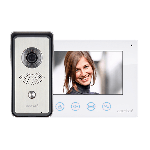 Elite Security Products Aperta Colour Video Door Entry System