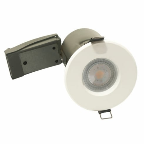 BG Electrical LED Showerlight GU10 Fire Rated