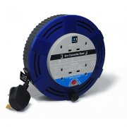 Masterplug Cable Reel 8M 13 Amp