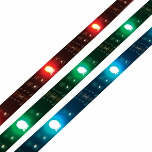 BG Electrical RGBW LED Strip Lighting Kit 2.5W Dimmable