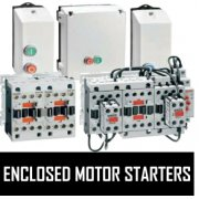 Enclosed Motor Starters