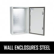 Wall Enclosures - Steel