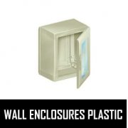 Wall Enclosures - Plastic