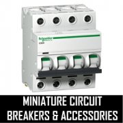 Miniature Circuit Breakers & Accessories