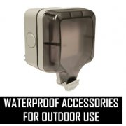 Waterproof Accessories for Outdoor use