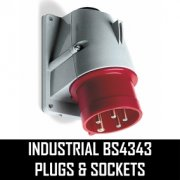 Industrial BS4343 Plugs & Sockets