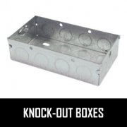 Knock-out Boxes