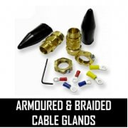 Armoured & Braided Cable Glands