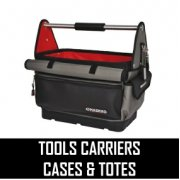 Tool Carriers Cases Totes
