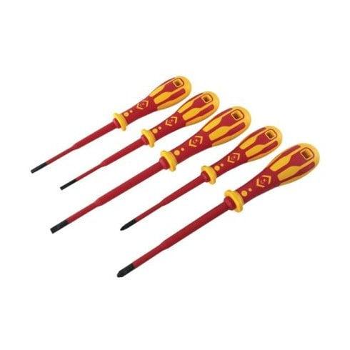 CK Tools Dextro VDE Slim Screwdriver Set