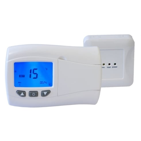 Tower TFC Group Digital Programmable RF Room Thermostat