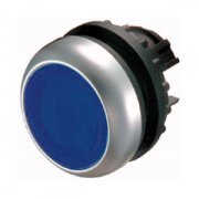 Illuminated Pushbutton Blue