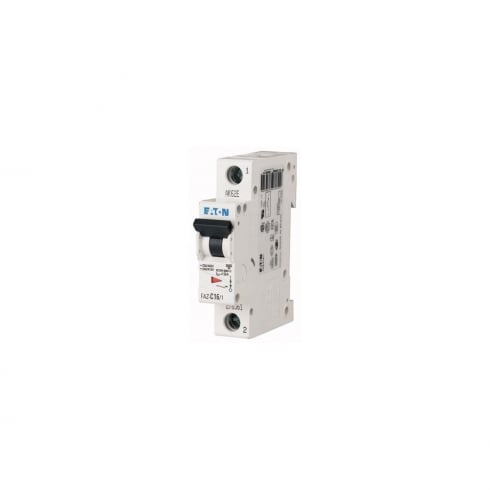 Eaton, Klockner Moeller 4A MCB 15kA Single Pole Type C