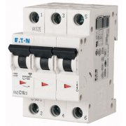 6A MCB 15kA Triple Pole Type D