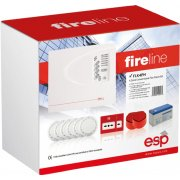 Four Zone Conventional Fire Alarm Kit