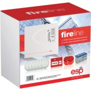 Two Zone Conventional Fire Alarm Kit