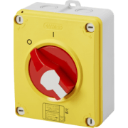Enclosed Isolator 16A IP66