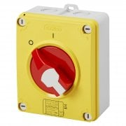 Enclosed Isolator 32A IP66