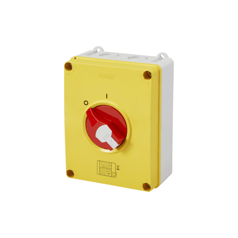 Gewiss Enclosed Isolator 63A IP66