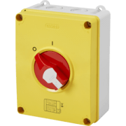 Enclosed Isolator 63A IP66