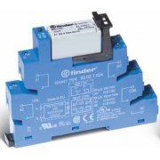 Interface Relay 2P 24V DC
