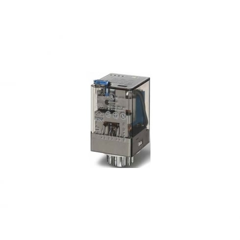 Finder Relay 11 Pin 24V AC