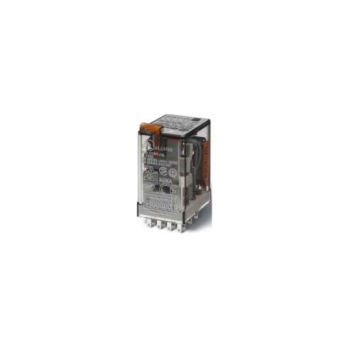 Finder Relay 14 Pin 230V AC LED