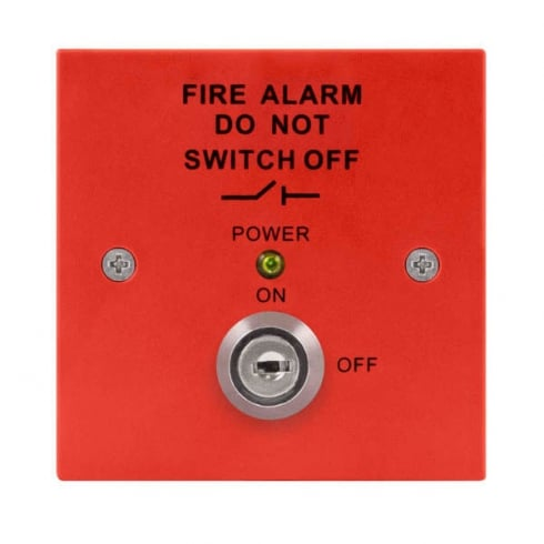 Elite Security Products Fire Panel Isolation Switch