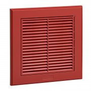 Fixed Grille 100mm Terracotta