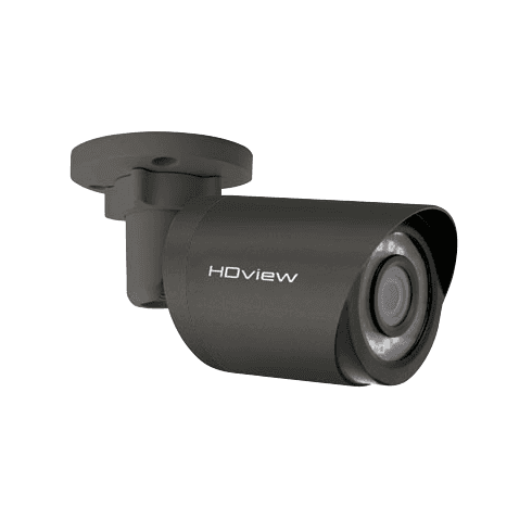Elite Security Products HD 4MP Bullet Camera 3.6mm Grey