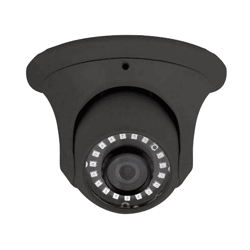 Elite Security Products HD 4MP Dome Camera 3.6mm Grey