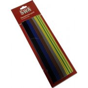 Heat Shrink Pack Assorted Colours 25.4mm