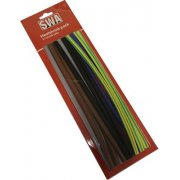 Heat Shrink Pack Assorted Colours 6.2mm