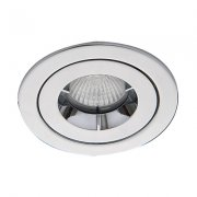 iCage Mini IP65 50W Shower Light GU10 Chrome