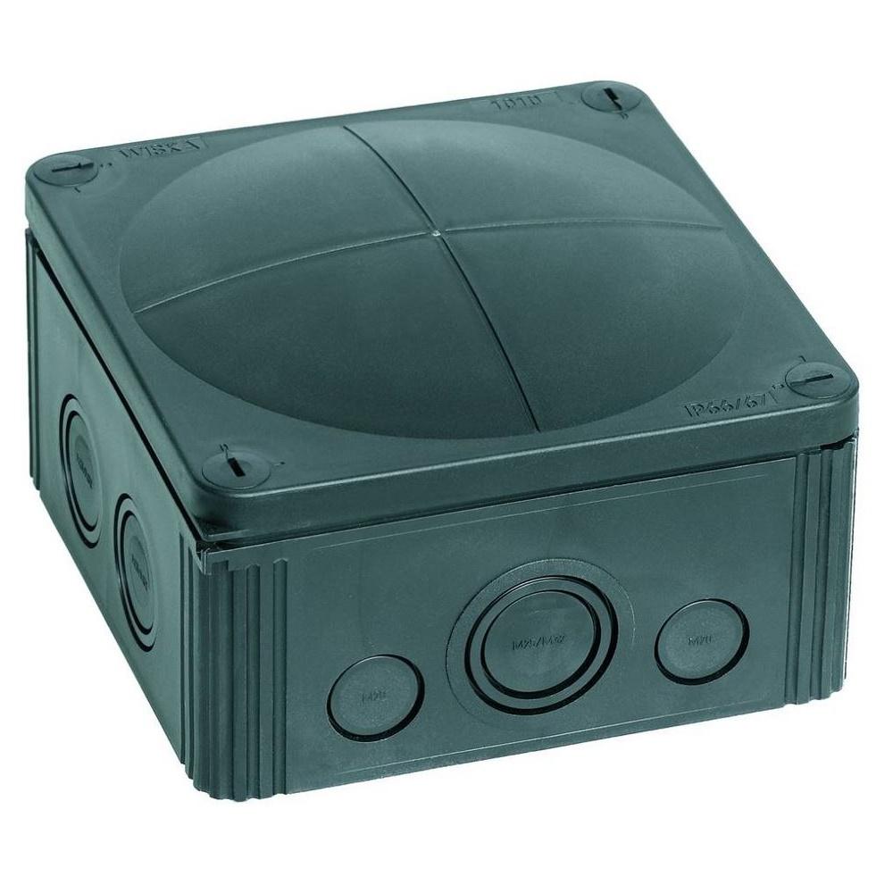 10062215black Wiska Combi 1010 5 Junction Box From