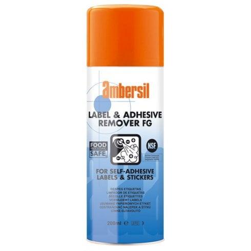Ambersil Label & Adhesive Remover Food Grade