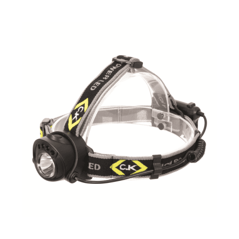 CK Tools LED Head Torch 150 Lumens
