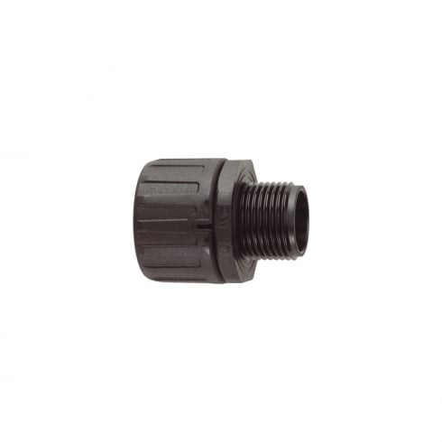 Flexicon M12 Adaptor Black