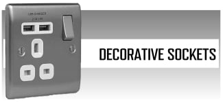 Decorative Sockets
