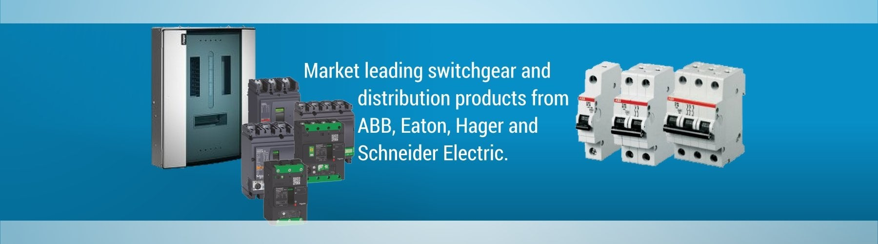 Switchgear & Distribution banner