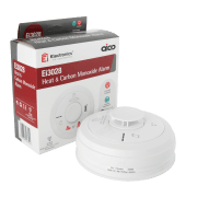 Multi-Sensor Heat and CO Alarm
