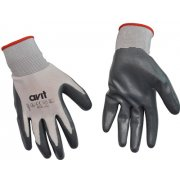 Nitrile Coated Gloves Size Large