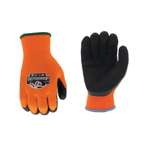 Other Brands OctoGrip 10 Gauge Foam Latex Palm Gloves (L)