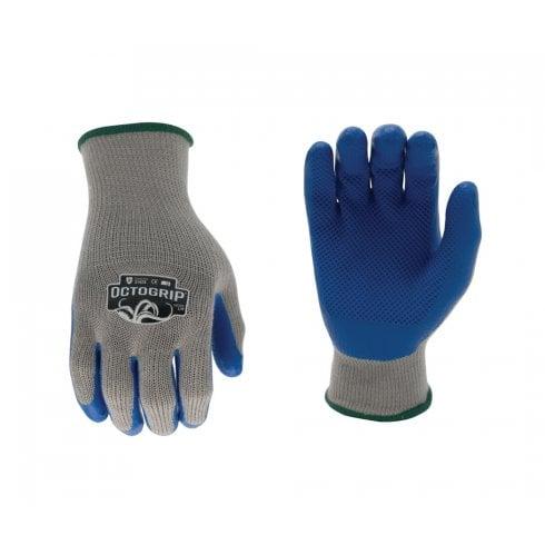 Other Brands OctoGrip 10 Gauge Latex Palm Gloves (L)