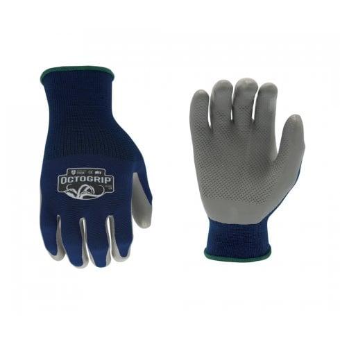 Other Brands OctoGrip 13 Gauge Latex Palm Gloves (L)